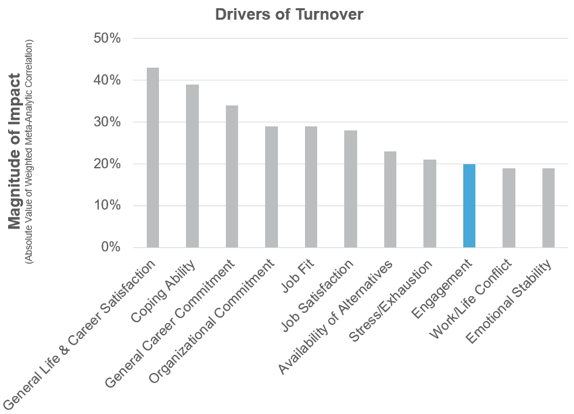 Drivers of Turnover