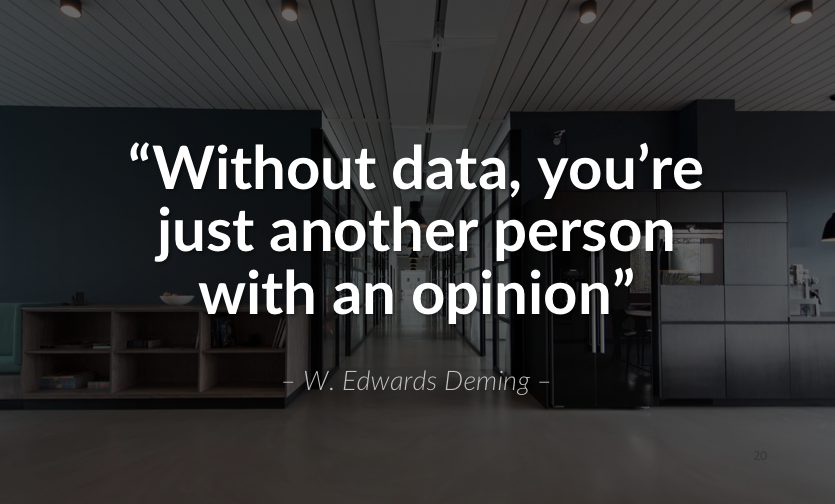 Without data quote